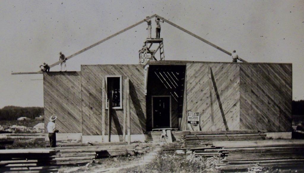 Fairlead Acadmeny Construction and WPA Sign