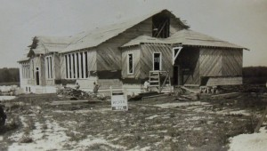 Fairlead Academy Under Construction by the WPA
