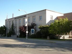 Old Wenatchee Post Office
