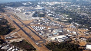 Paine Field Aerial View