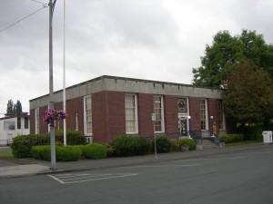 Sedro-Woolley Washington Post Office