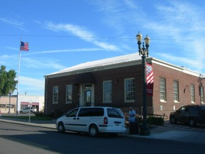 Toppenish Washington Post Office