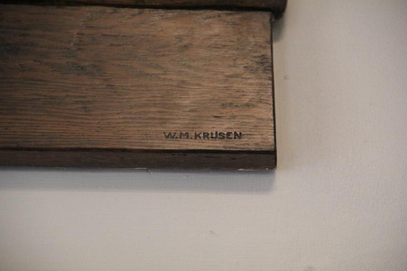 William Krusen's Signature