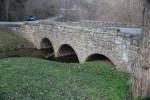 Arrow Rock State Park Triple Arch Stone Bridge