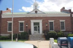 Post Office, Chicopee Falls, MA