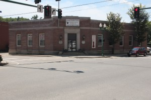 Post Office, (now homeless shelter), Ellsworth, ME