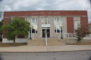 Knightstown IN Post Office