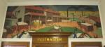 Leland PO Mural