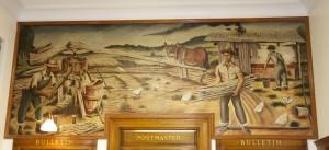 """Post near Houston, Natchez Trace, 1803"""