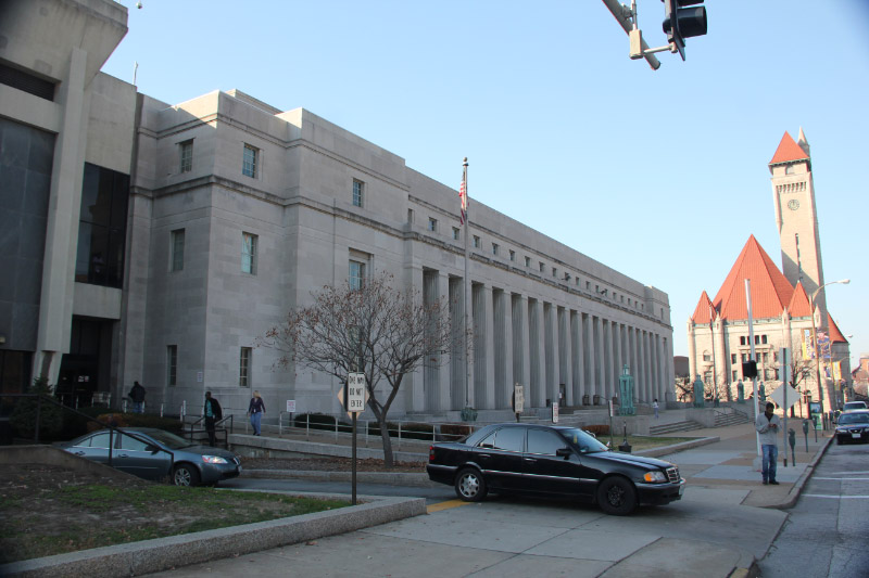 Main Post Office, St. Louis, MO