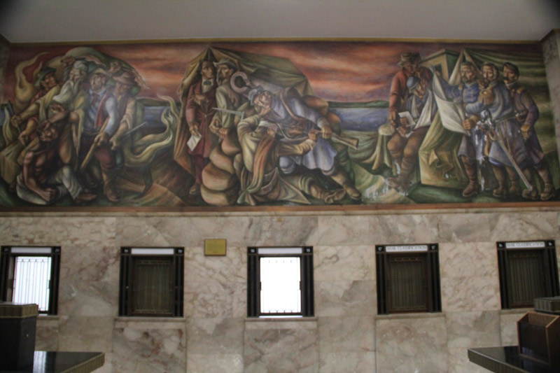 St. Louis Post Office Murals 8