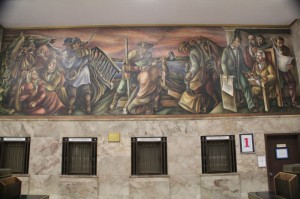 St. Louis Post Office Murals 9