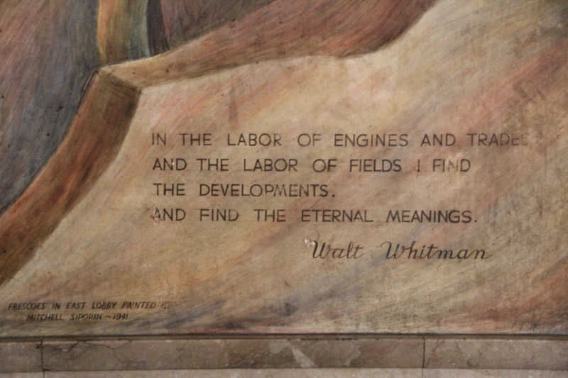 St. Louis Post Office Whitman Quote 2