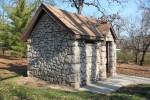 Tilles Park Stone Restroom