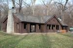 Van Meter State Park CCC Shelter