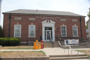 Vandalia IL Post Office