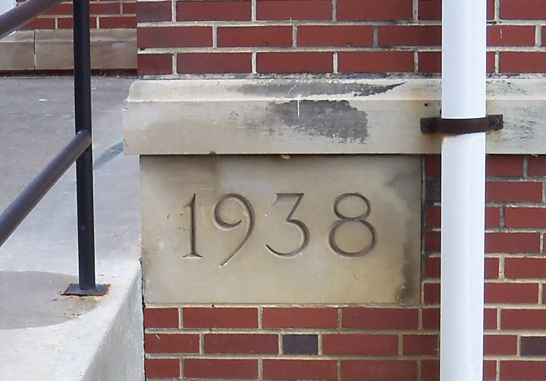 WV School Cornerstone