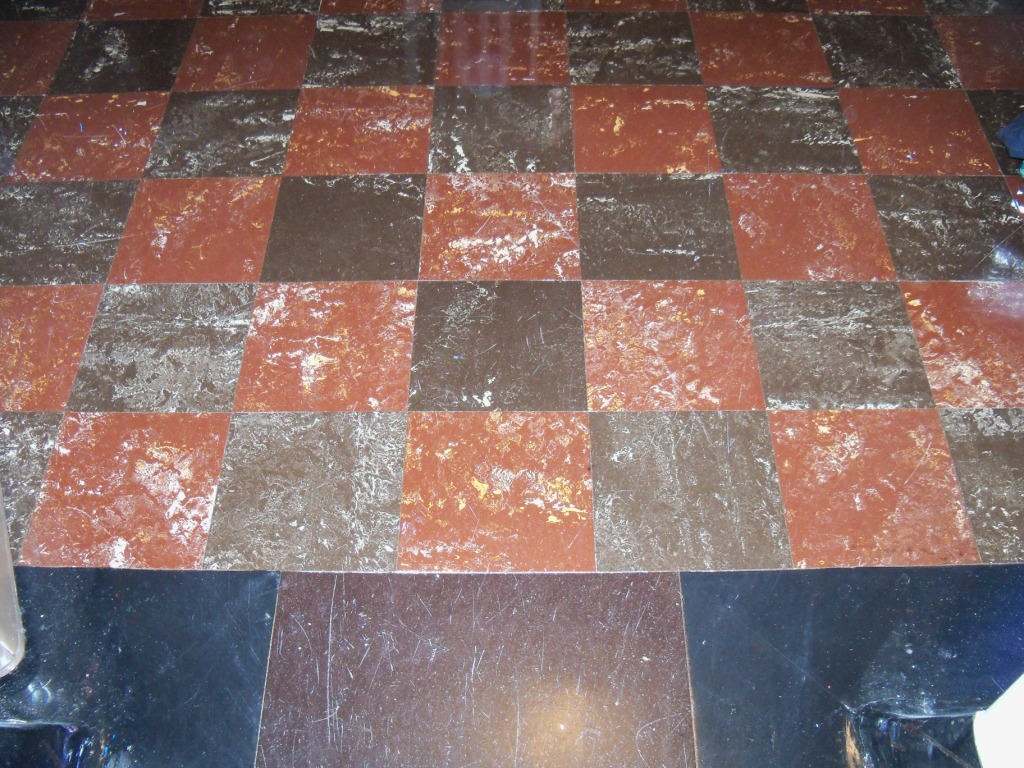 WV School Original Floor