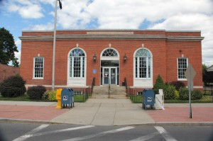 Post Office, West Springfield, MA