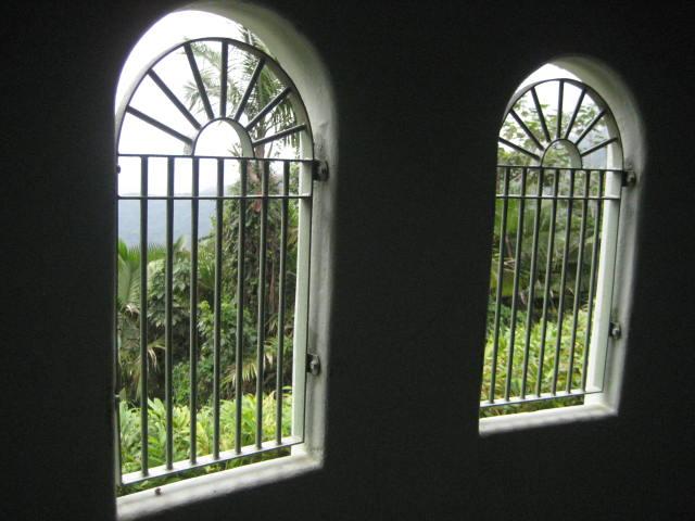 Yokahu Tower Lower Windows
