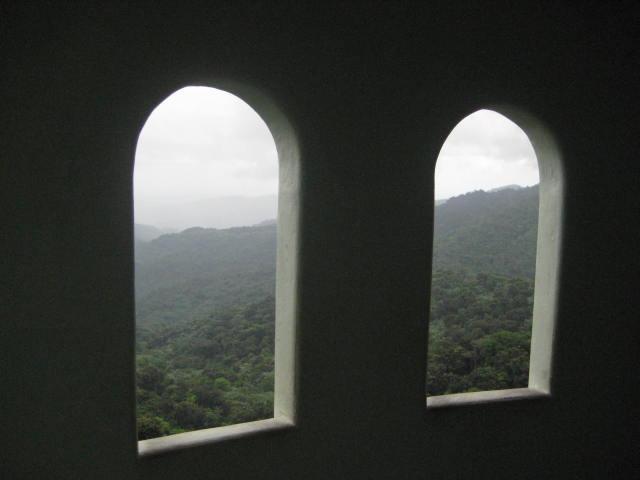 Yokahu Tower Upper Windows