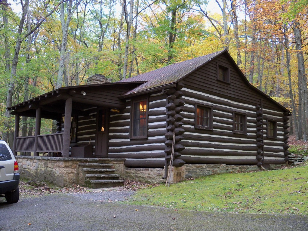 Lost River State Park Mathias Wv Living New Deal