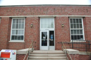 Post Office, Middlebury, IN