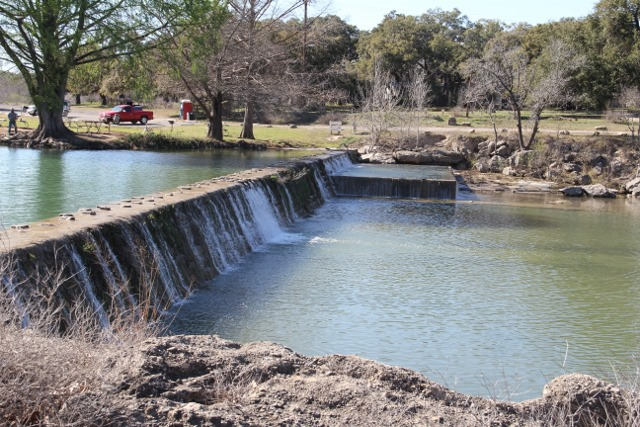 Blanco State Park - Blanco TX - Living New Deal