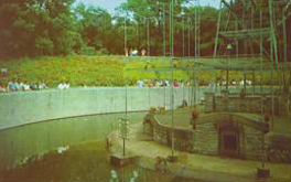 Washington Park Zoo - Michigan City IN - Living New Deal
