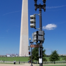 15th Street and Washington Monument Grounds - Washington DC