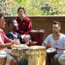 Drummers atMeridian Hill Park - Washington DC
