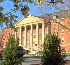 Building 1, NIH - Bethesda MD