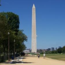 Washington Monument grounds - Washington DC
