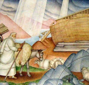"""Noah and His Ark"""