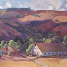 """The Golden Hills of Marin"""