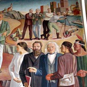 """Development of St. Johns"""