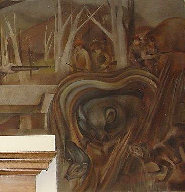 """""""Wild Boar Hunt"""""""