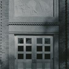 Fulda/Mortellito moas relief, Bird House, National Zoo - Washington DC