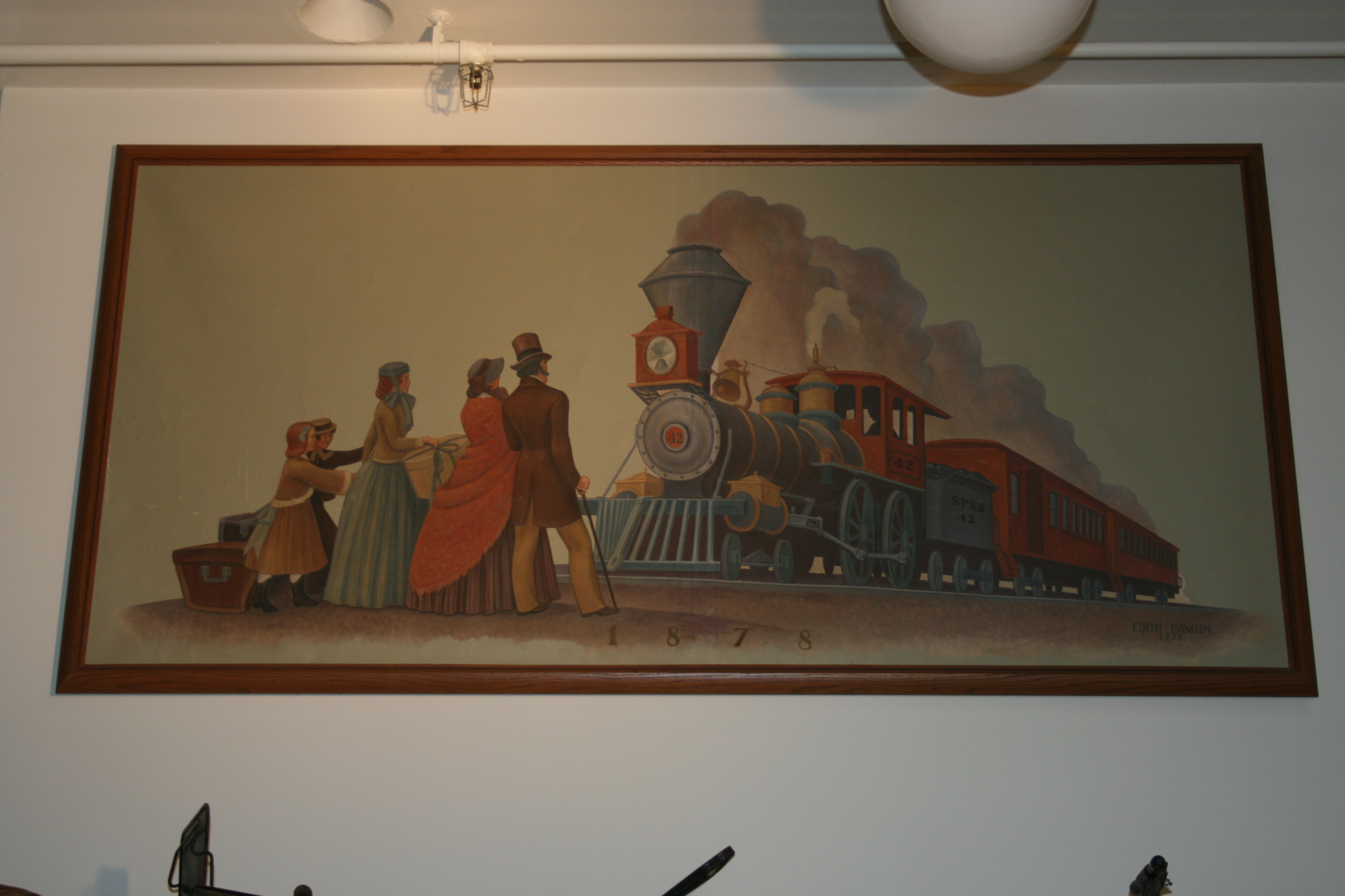 """""""Days of the First Railroad"""""""
