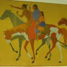 Scenes of Kiowa Life