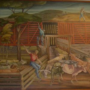 """Loading Cattle"""