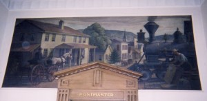 """""""Early East Palestine and Dr. Rhett Chamberlain's Post Office and Warehouse"""""""