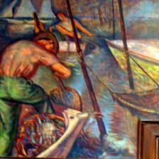 """""""Chesapeake Fishermen"""""""
