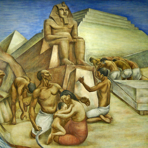 """""""Epochs in the History of Man""""--Ancient Egypt"""