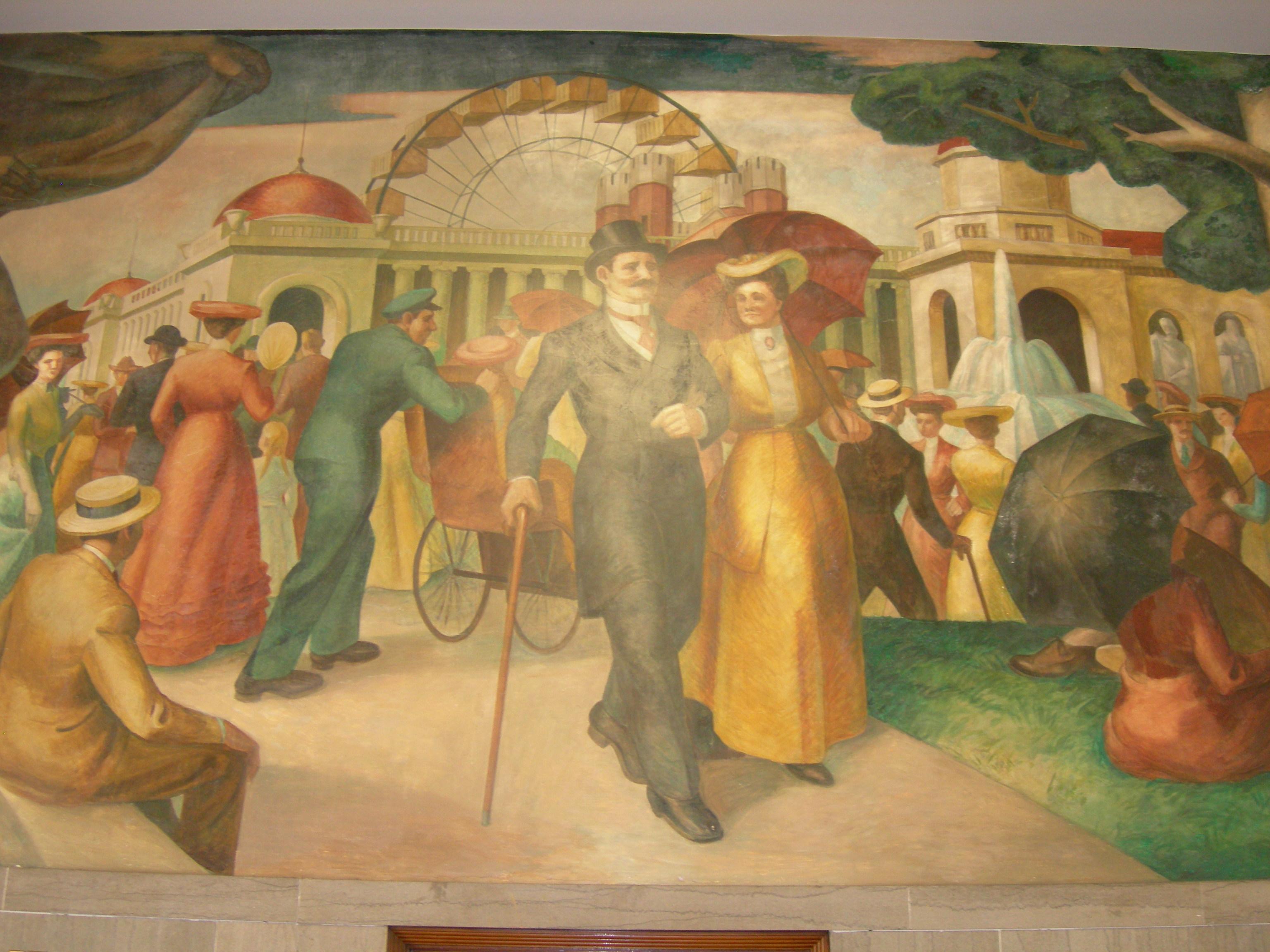 """""""The Louisiana Purchase Exposition"""""""