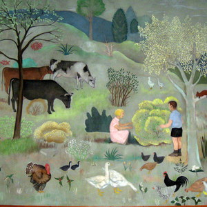 """""""Animals and Flowers"""""""