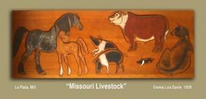 """""""Missouri Livestock"""""""