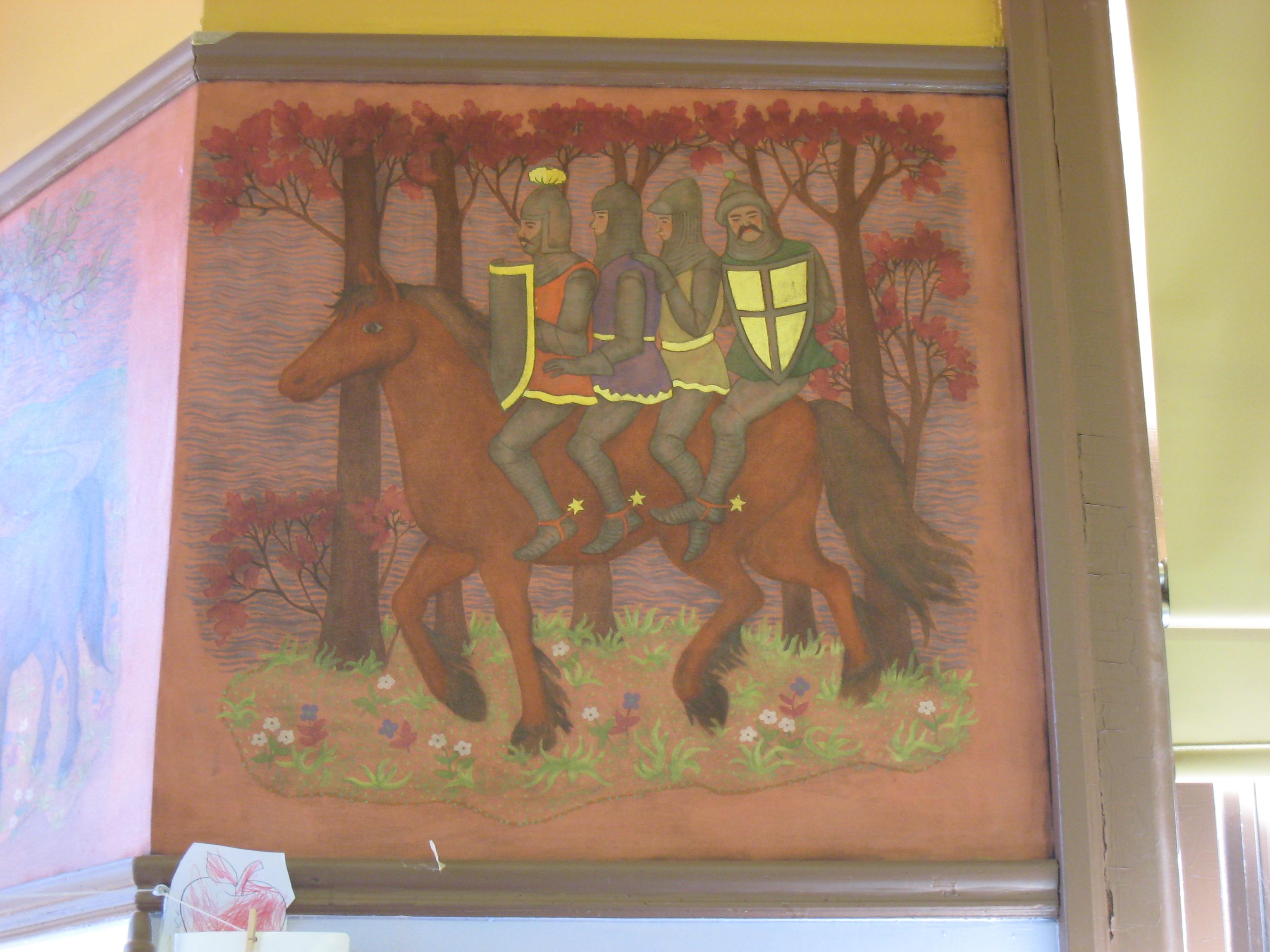 """""""Horses in Literature"""""""