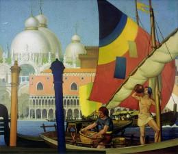 """Venice, the Ship"""