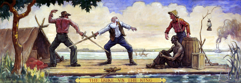 """The Duke vs. The King"""